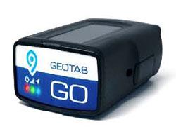 Geotab device